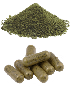 Seagreens® Food Capsules and Granules