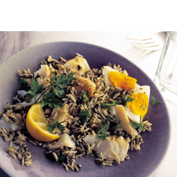 Kedgeree with laver and Seagreens®
