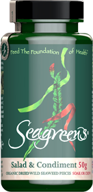 Seagreens® Salad & Condiment